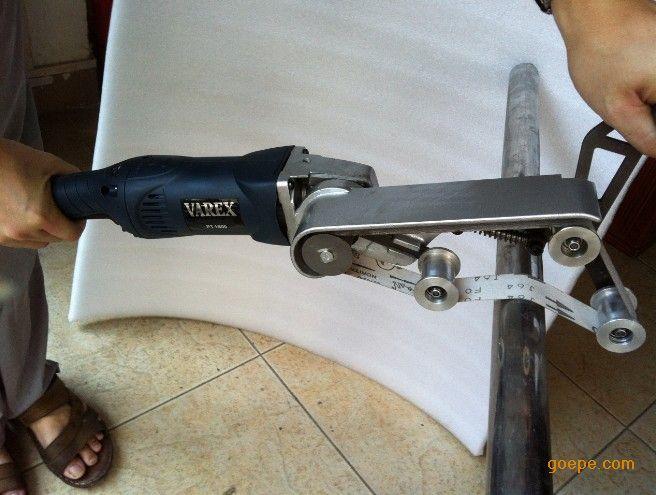 小弧度圆管拉丝机打磨机抛光机手持抛光机不锈钢拉丝机图片