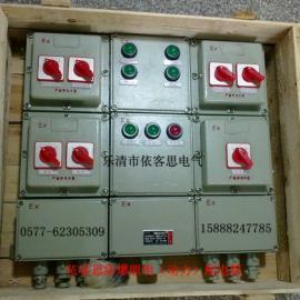 BXM98防爆照明配电箱(IIB、IIC)乐清专业生产厂家