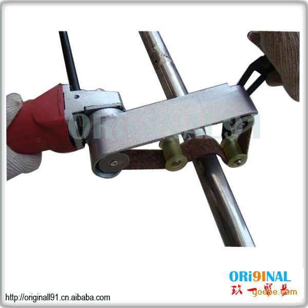 德国圆管拉丝机打磨机抛光机砂光机手持抛光机不锈钢磨光机图片