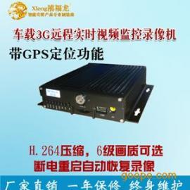 LA038-D四路3G无线多功能车载录像机 无线视频监控设备