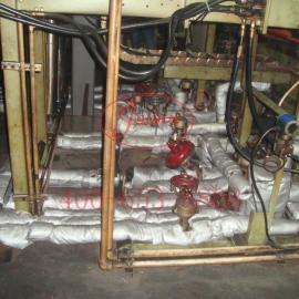 可拆卸式硫化机布套保温工程