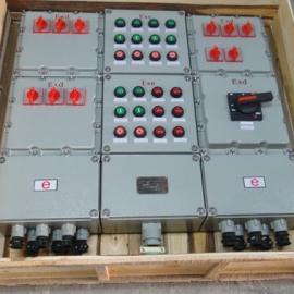 BXM-100K防爆照明配电箱 多回路防爆配电箱