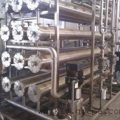 湖北武汉膜浓缩分离设备纳滤膜设备加工订制