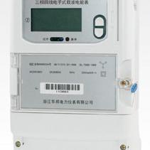 华邦DSSI866型三相电子式载波电能表(液晶显示)