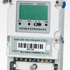 DDZY866单相智能电能表,远程控制通断电电能表,国网表