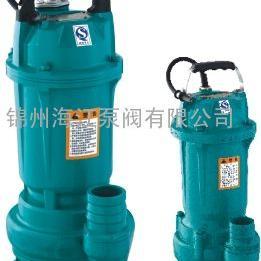 新界WQ6-16-0.75B污水污物泵排污抽白灰浆化粪池用