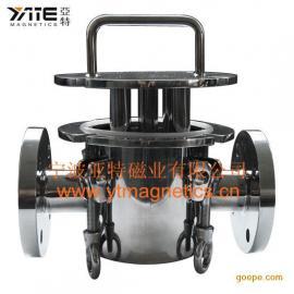 浆料管道式除铁器