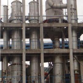 三效硫酸�c蒸�l�Y晶器