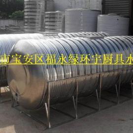 卧式保温水箱|卧式热泵水箱|太阳能水箱