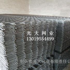 内蒙古优质钢筋网厂家供应定做各种规格钢筋网片,桥梁钢筋网。