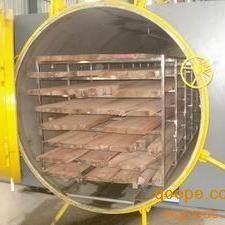 广州木材微波真空干燥机