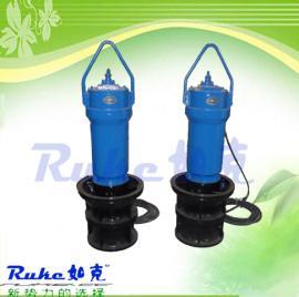 潜水混流泵、立式化工轴流泵、优质潜水轴流泵,如克环保