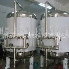 生产水处理过滤器,深井水处理,井水除铁除锰,井水过滤