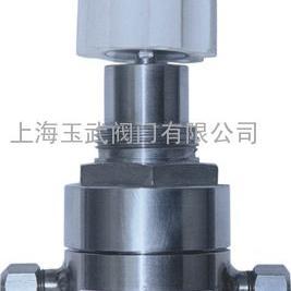 自动调节式手工取样阀GDY91J-10P