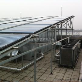 焦作宾馆酒店太阳能热水工程