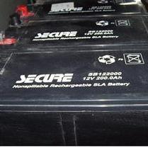 SECURE SB12250 12V25AH铅酸蓄电池
