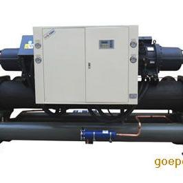 海南专业安装工业冷水机组