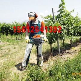 专业生产小型挖坑机汽油机地钻