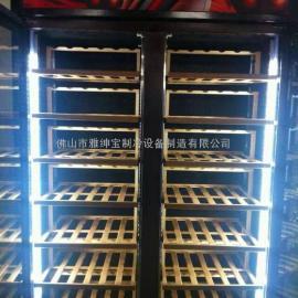 厂家直销红酒柜/恒温恒湿柜/压缩机酒柜/冷藏葡萄酒柜