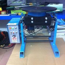 焊达推出绝佳组合300公斤通孔焊接变位机配通孔170卡盘