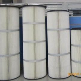特氟龙覆膜除尘滤芯粉尘滤筒450x215
