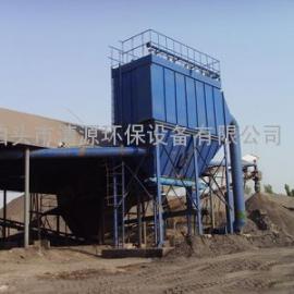 煤矸石破碎机除尘器 砖厂煤矸石破碎机除尘器