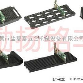 PCB板托盘防静电塑胶盘 条纹条形塑料塑胶盘 塑胶静电盘