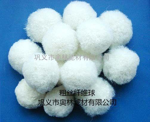 纤维球滤料