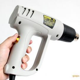 正品史丹利STEL670可调温热风枪2000W电动工具