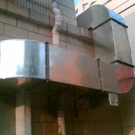 承接乐清厨房管道通风工程 工厂通风设备