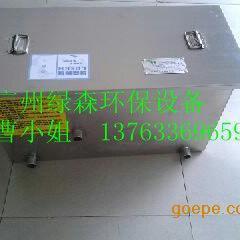 厂家零售乌鲁木齐优质白口铁高效餐饮油水别离器
