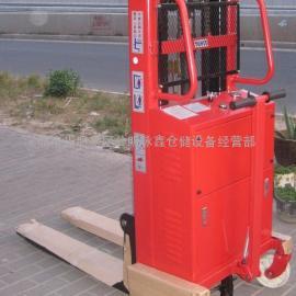 龙华新区鸿福HFA2016手推电升堆高叉车