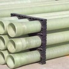 DN150玻璃钢夹沙电缆保护套管