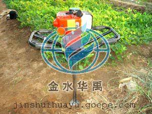 厂家直销华禹HY.QY动力(汽油)土壤采样器汽油动力土钻