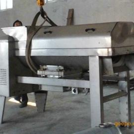 XQJ-10t/h葡萄酒设备优质葡萄除梗破碎机