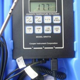 Cooper SRH77A高精度三通道温湿度仪