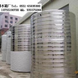 庐江不锈钢圆柱形水箱制造厂家