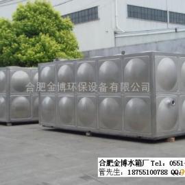 宣城不锈钢消防水箱,膨胀水箱,圆柱形水箱,玻璃钢水箱选金博