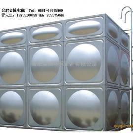 合肥不锈钢消防水箱圆柱形保温水箱,膨胀水箱,玻璃钢水箱