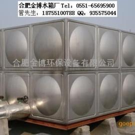 安庆不锈钢消防水箱,圆柱形水箱,膨胀水箱,保温水箱订购厂家