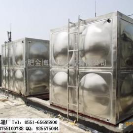 合肥不锈钢消防水箱,圆柱形水箱,膨胀水箱价格最低厂家
