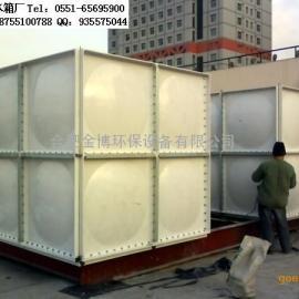 宣城玻璃钢膨胀水箱,不锈钢消防水箱,圆柱形水箱,储水罐厂