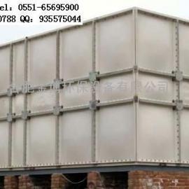 滁州玻璃钢消防水箱/金博不锈钢/圆柱形保温水箱选金博水箱