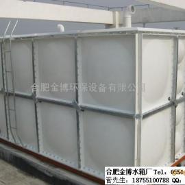 六安玻璃钢消防水箱,圆柱形水箱,金博不锈钢水箱,消防水箱