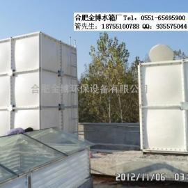 黄山玻璃钢消防水箱,圆柱形水箱,不锈钢膨胀水箱,储水罐