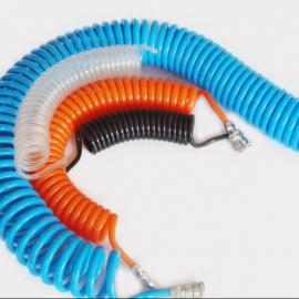 PU螺旋管 日本进口卷型管