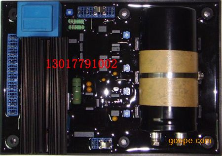 这个电压再回馈给发电机的励磁线圈而产生更强的磁场