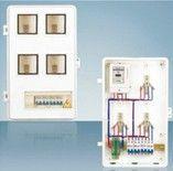 华邦DLBX-W4单相玻璃钢电表箱
