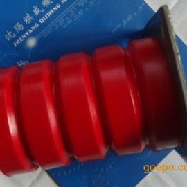 安全放心梯弛缓器ZDQ-A-12聚氨酯弛缓器北京祺盛机械有限