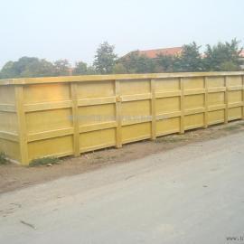 河间玻璃钢酸洗槽请选黄骅市恒业兴科厂家定做